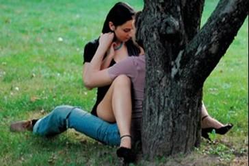 L'amour en plein air