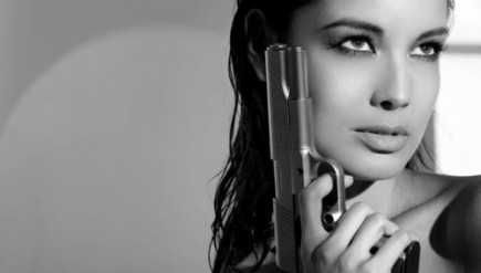 La nouvelle copine de James Bond
