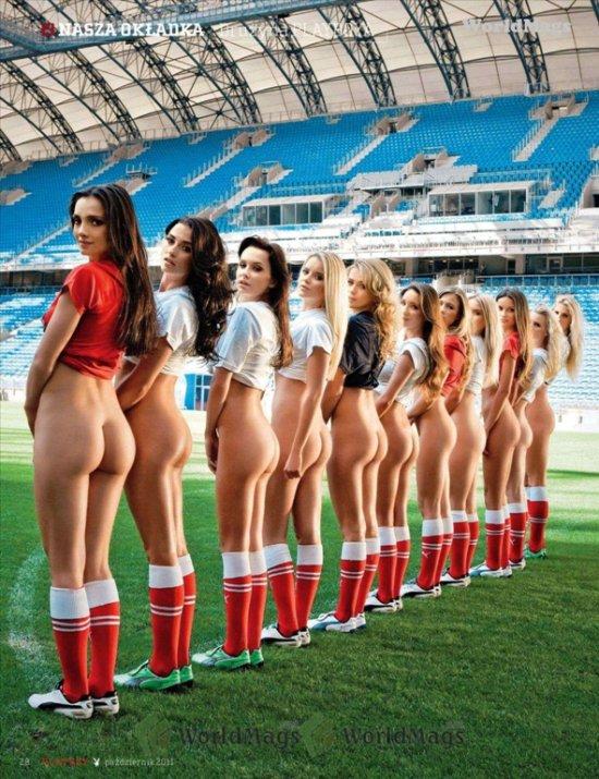 Les filles de Playboy pour Euro-2012