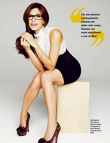Eva Medez en Cosmopolitan